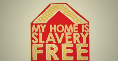 My home is slavery free