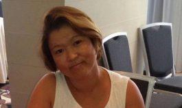 Domestic worker activist Roja Limbu